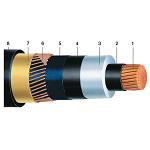 Schitii polietilen kabel